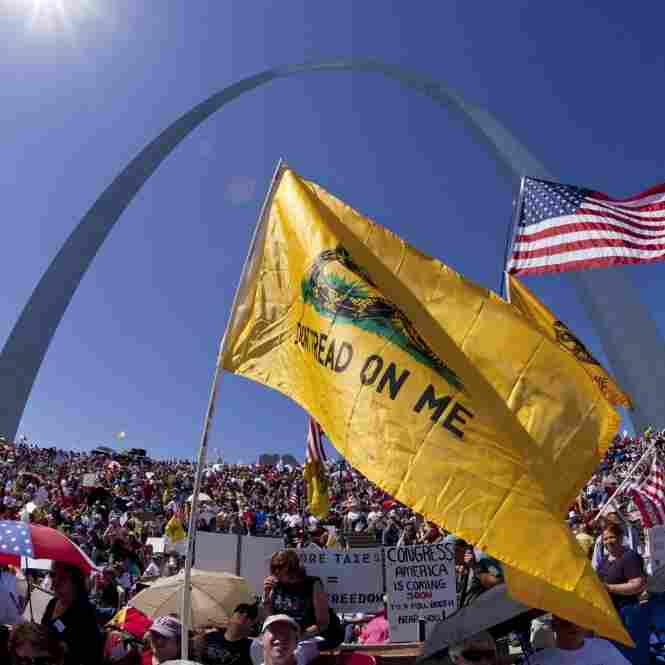 Tea Party Tug Of War; Is Focus Fiscal Or Social?