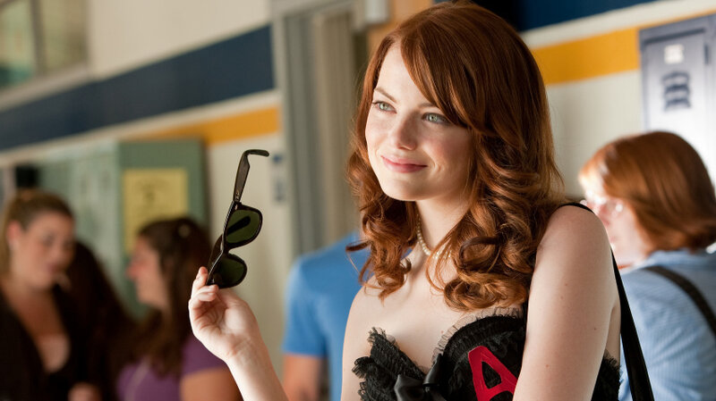 Movie Review   'Easy A'   Reputation Management, With A Few