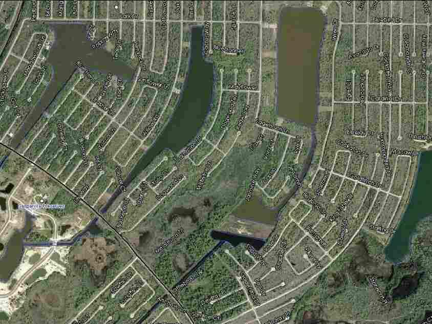 Charlotte County subdivision