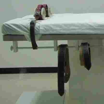 Nebraska officials unveiled the lethal injection chamber at Nebraska State Penitentiary in July.