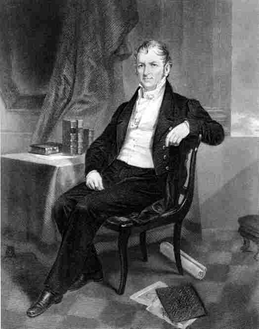 Eli Whitney was born in Massachusetts in 1765. After graduating from Yale College, he tutored on a Georgia plantation, where he learned of the need for a more efficient way to separate seeds from cotton plant fibers.