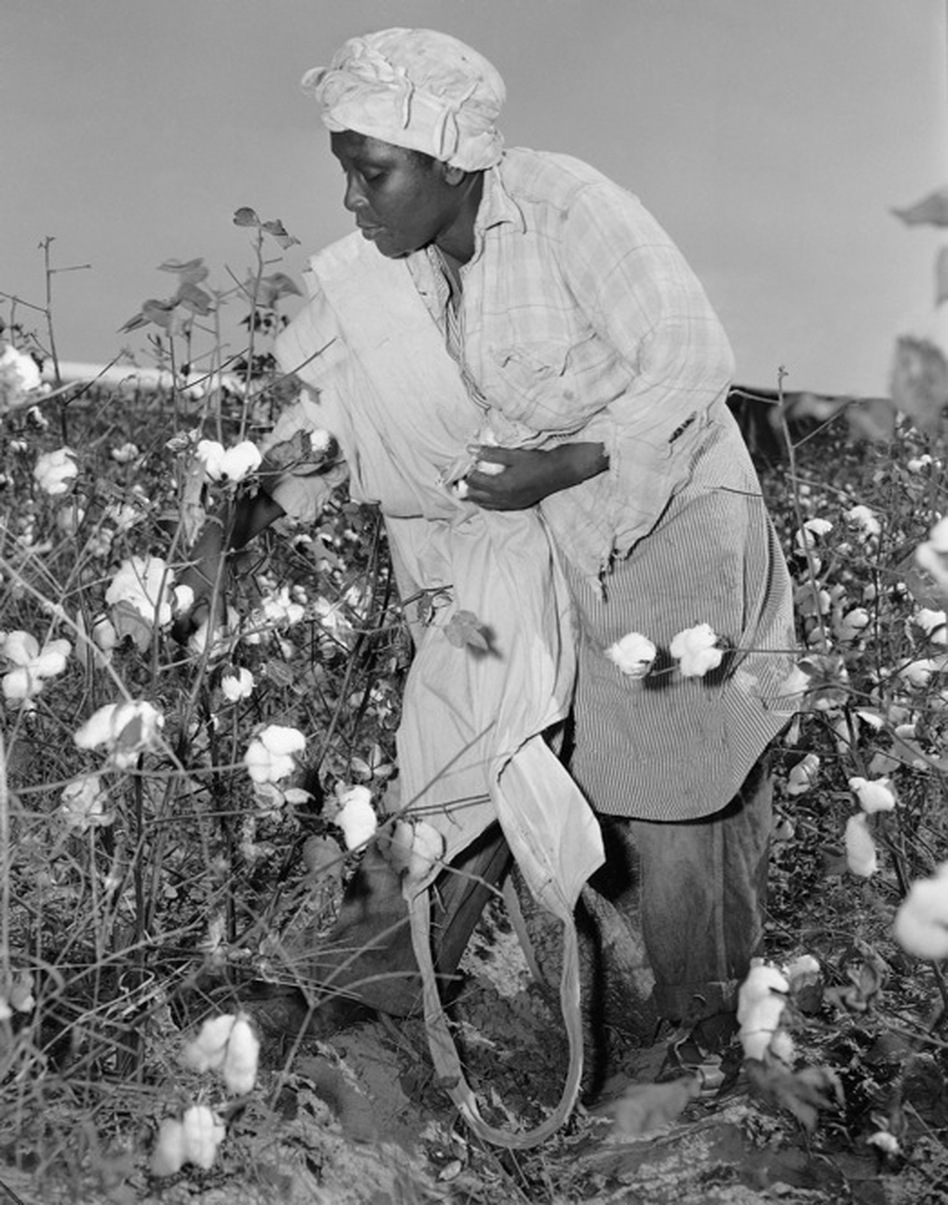 Prior to the invention of Whitney's cotton gin, production of cotton in the South could not keep up with growing demand, as most of the work, including picking and separating the seeds from the cotton fiber, was done by hand.