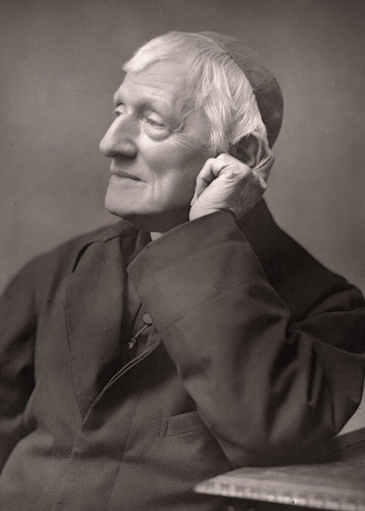 John Henry Newman relic