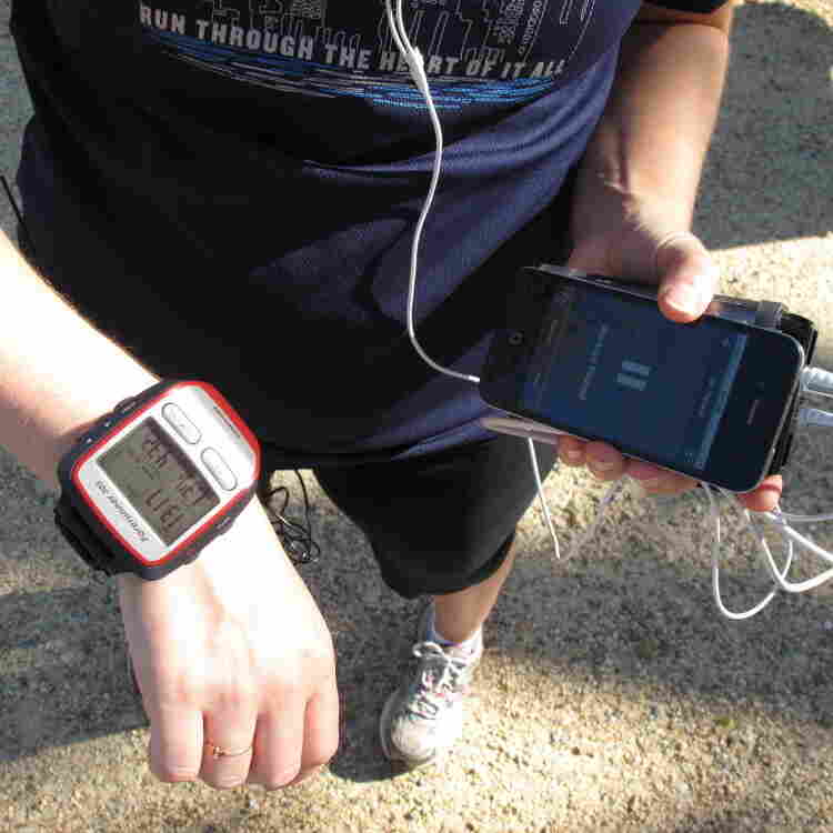 High-Tech Runners Train Smarter With GPS