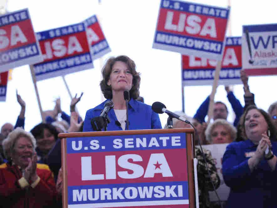 Republican Sen. Lisa Murkowski of Alaska