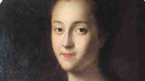 Louis Caravaque's portrait of Catherine the Great.