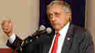 Republican gubernatorial hopeful Carl Paladino at a campaign event on Sept. 10, 2010.