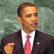 Obama At U.N. To Remind World Of His Policy Goals