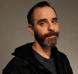 Author David Rakoff