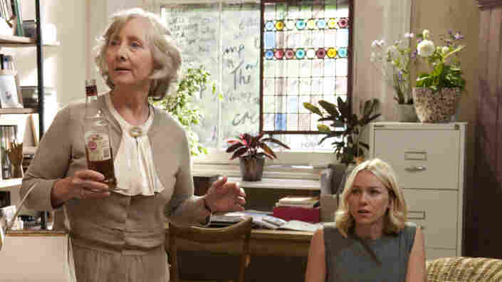 Gemma Jones and Naomi Watts