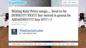 Dr. Luke's Twitter feed