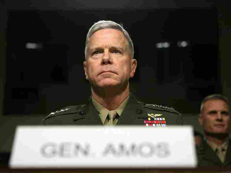 Senate Holds Nomination Hearing For Gen. James Amo To Be Marines Commandant