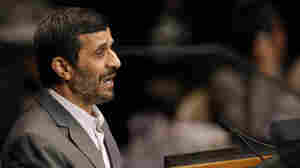 Ahmadinejad Undeterred As Sanctions Take Bite