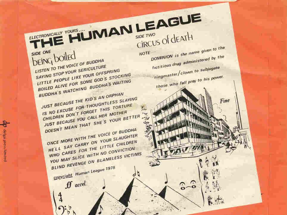 The Human Leage