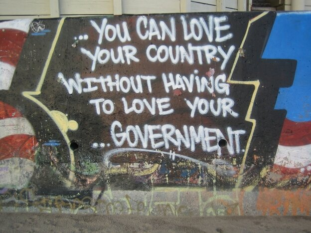 love your country