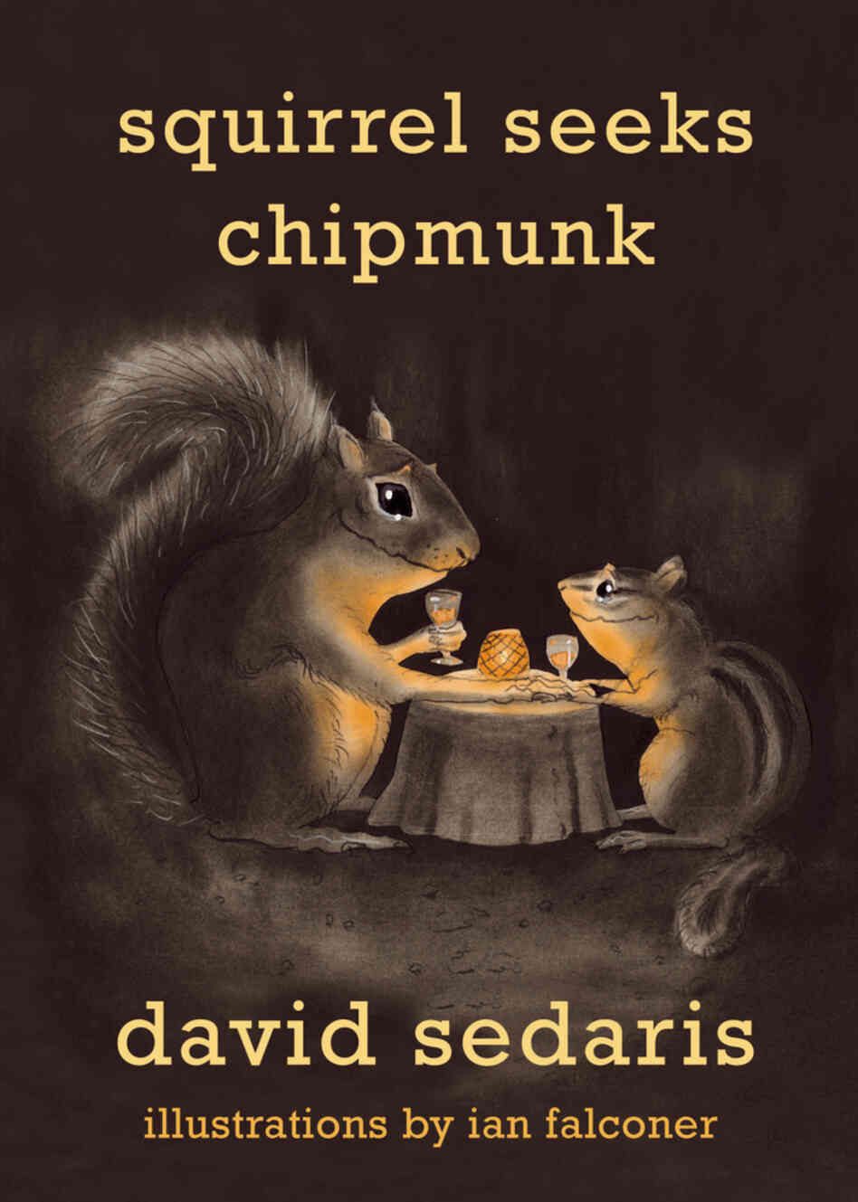 Squirrel Seeks Chipmunk