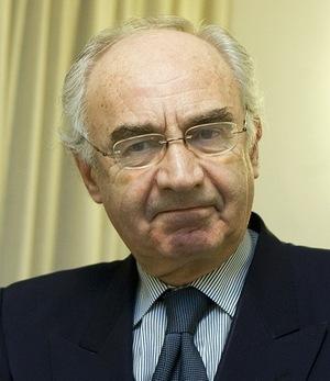Vatican bank Chairman Ettore Gotti Tedeschi