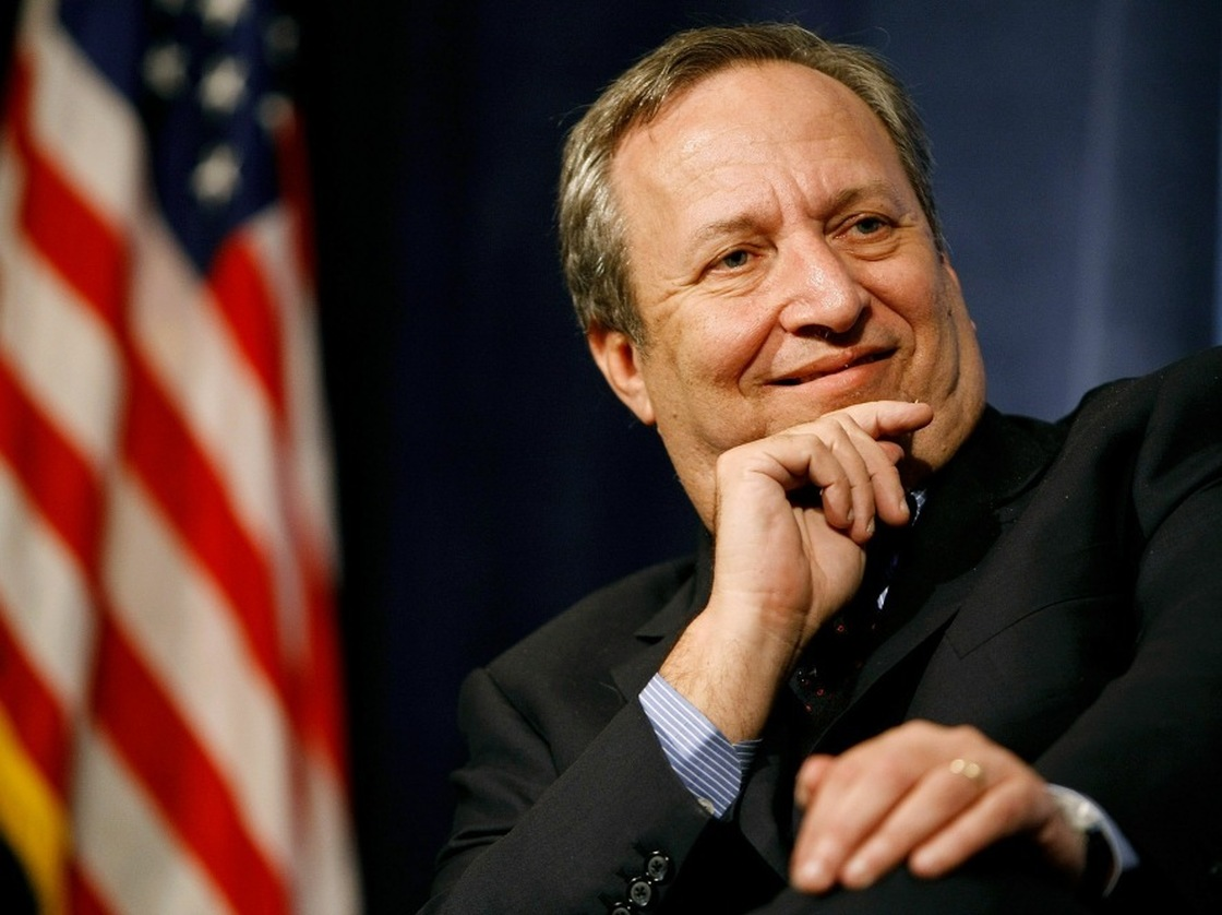 Larry Summers Speaks On U.S. Economic Crisis