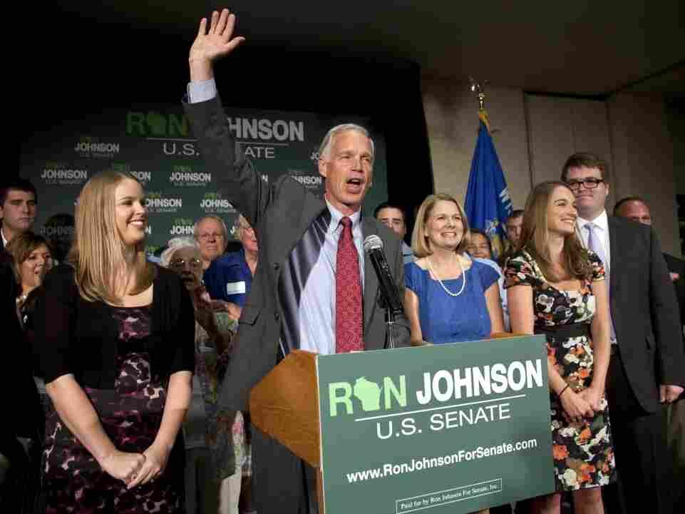 Ron Johnson GOP Wisconsin