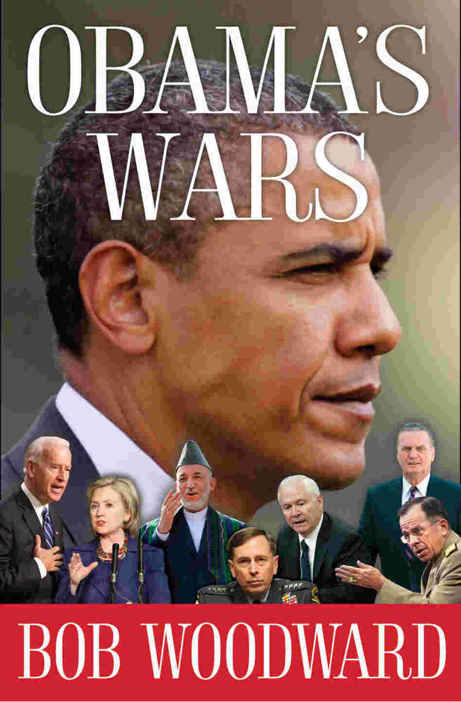 "Journalist Bob Woodward's new book ""Obama's Wars"" hits store shelves on Sept. 27, 2010."