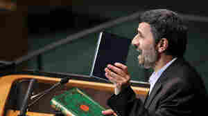 A Lesson In Contrasts: Barack Obama And Mahmoud Ahmadinejad Address The U.N.