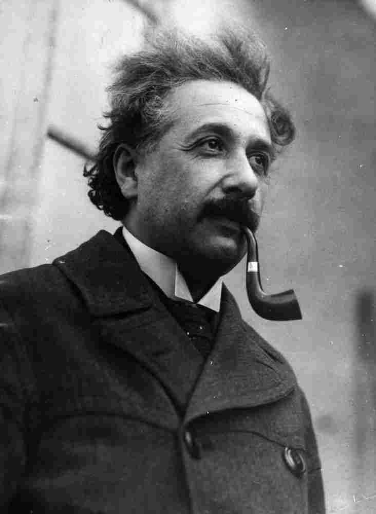Albert Einstein, ca. 1930
