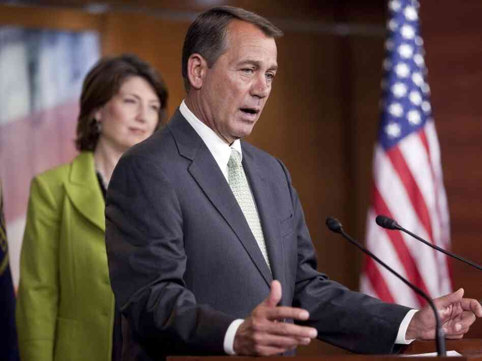 House Minority Leader John Boehner