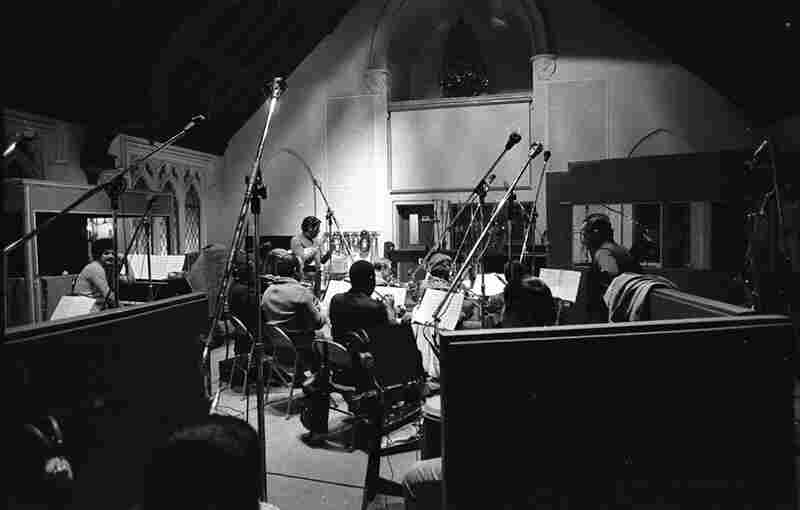 Tito Rodriguez's last recording at Media Sound (later converted into a nightclub). The recording was produced by Louie Ramirez and took place 1972