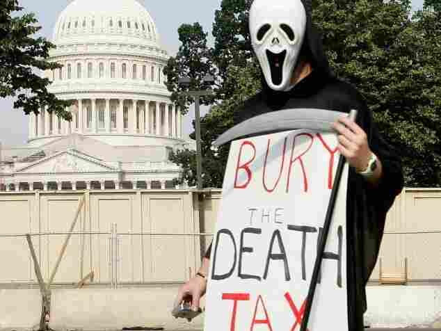 College Republican calls on Senate to eliminate estate tax