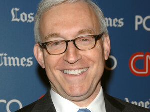 CNN's Jon Klein, seen in 2008, had just remade the network's prime-time lineup.