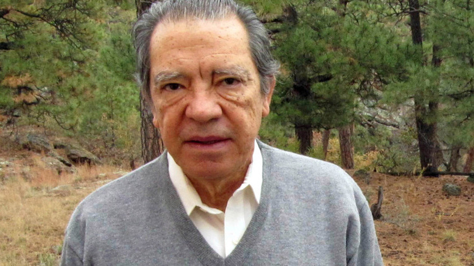 Pedro Leonardo Mascheroni, photographed at his home in October 2009, was indicted on federal charges of communicating classified nuclear weapons data.