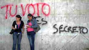 Venezuelan Populist Governor Challenges Chavez