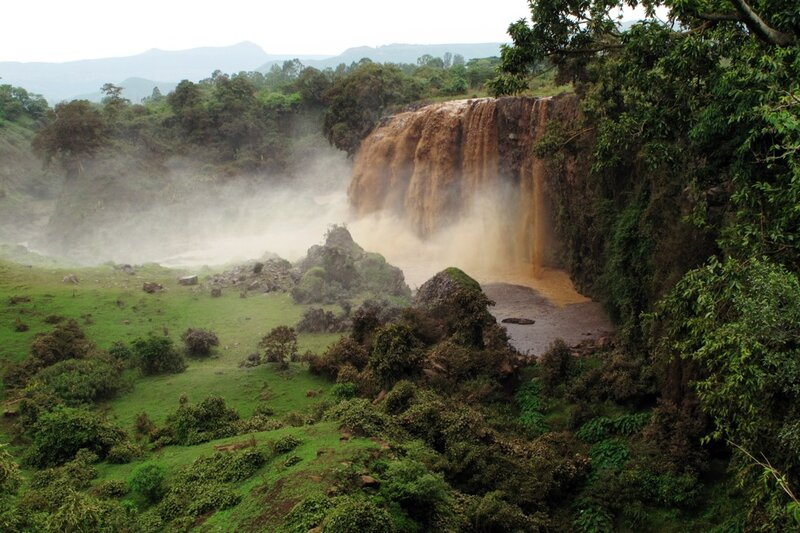 Ethiopia Claims High Ground In Right To Nile Debate Npr