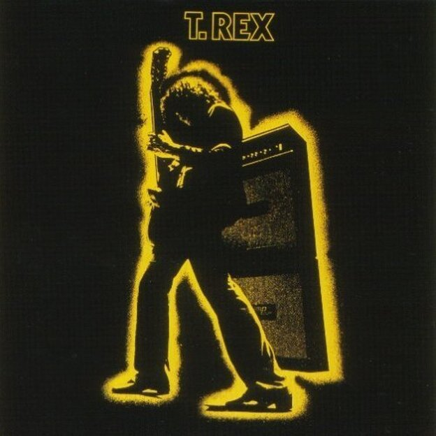 T. Rex's 'Electric Warrior.'