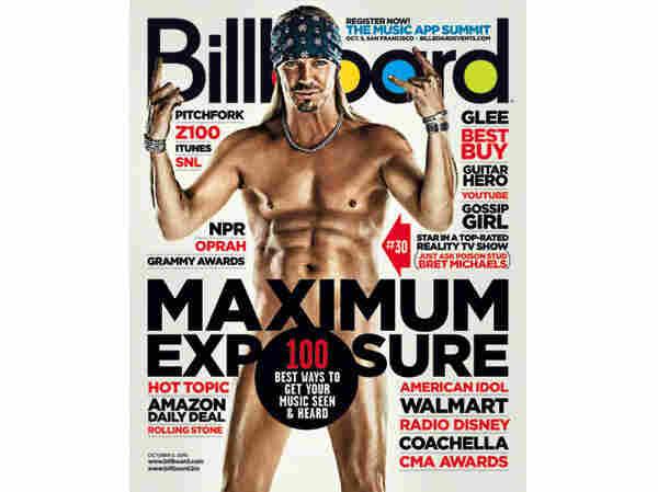 Billboard Magazine cover