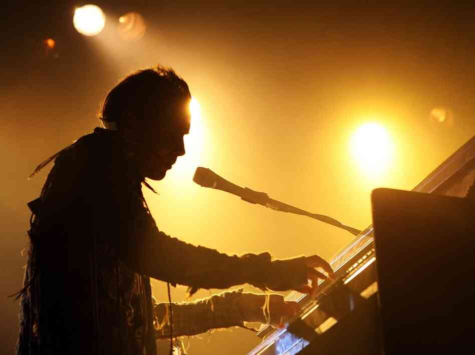 Jonsi performs in Australia in August.