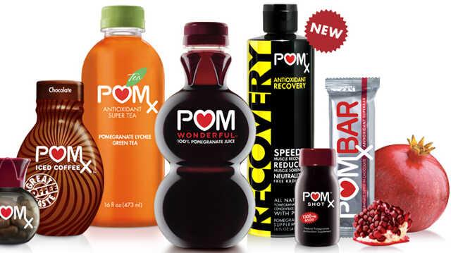 POM Wonderful products