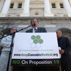 The California Cannabis Association argues that Proposition 19 doesn't protect patients.