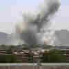U.S. Airstrikes Target Afghan Insurgents' Safe Havens