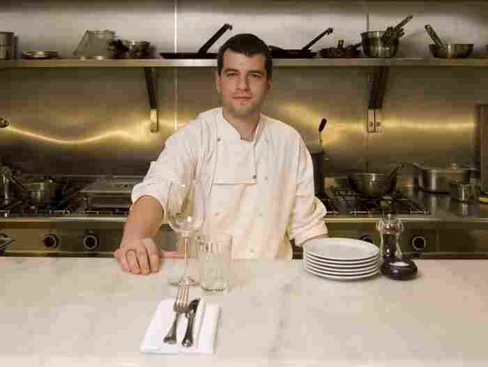 Chef Jacob Kenedy