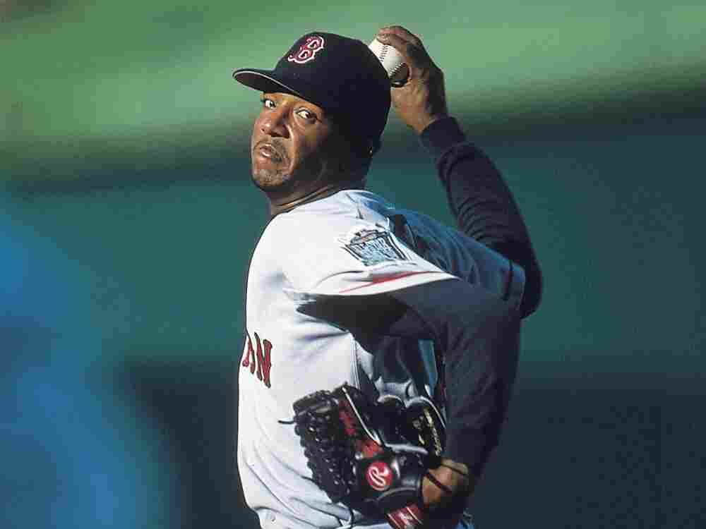 Boston Red Sox Pedro Martinez