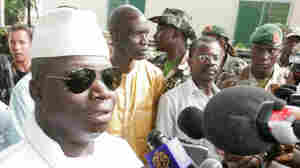 Gambian Leader Claims Fictitious Awards