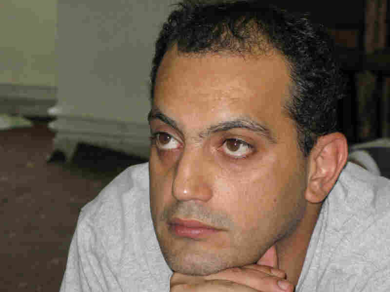 Ziad Adwan, a Syrian with a doctorate in theater studies