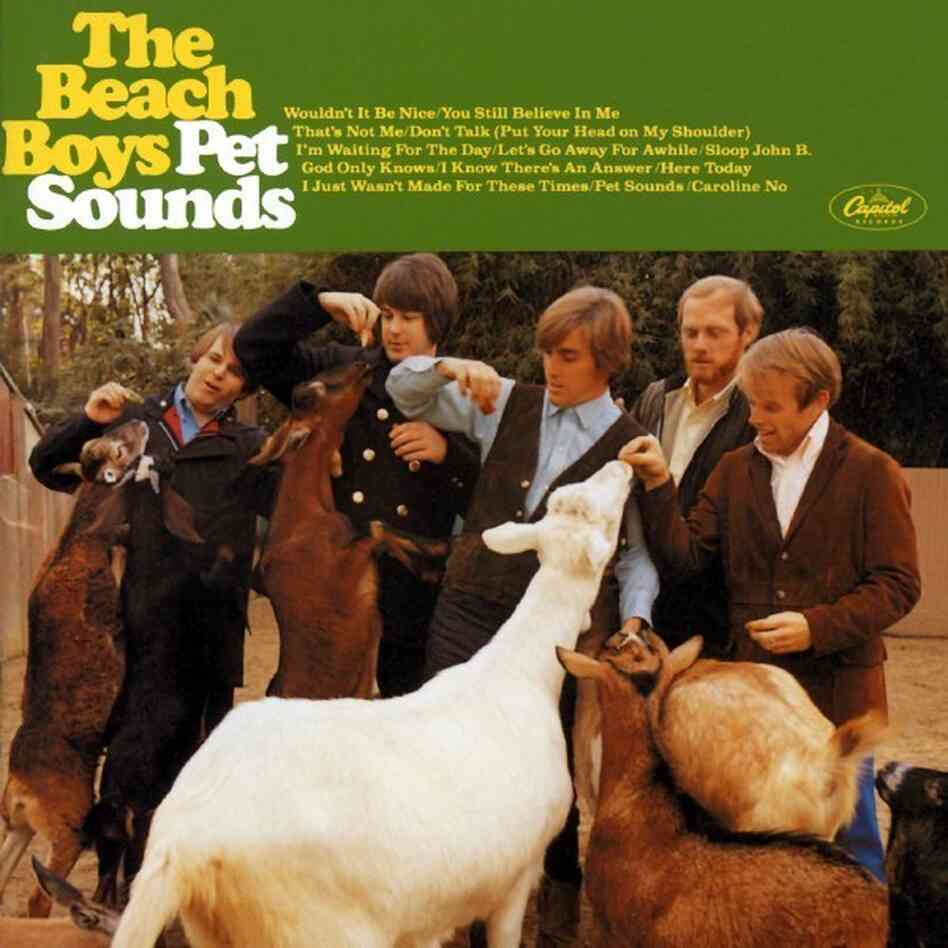 The Beach Boys, 'Pet Sounds.'