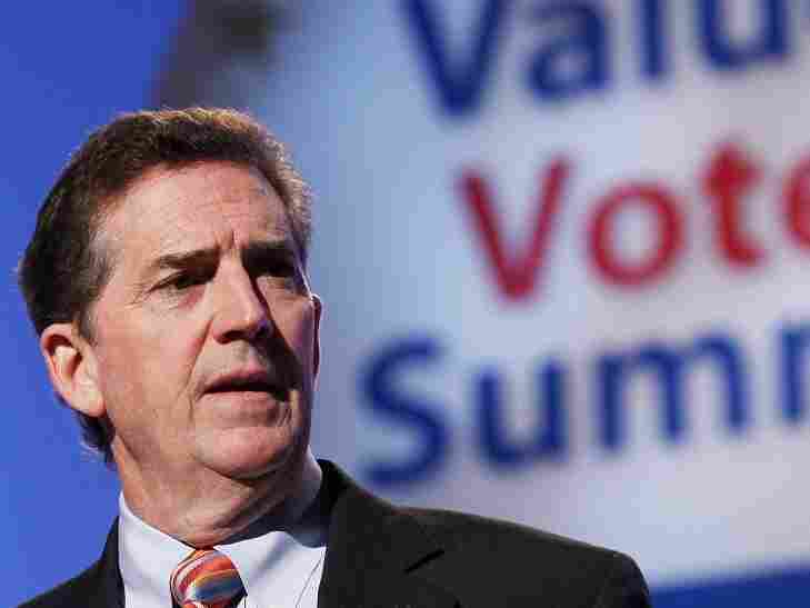 Sen. Jim DeMint (R-SC) speaks at the Values Voter Summit
