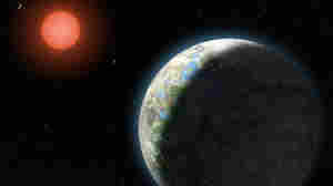 Temperature Just Right For Life On Planet 'Goldilocks'