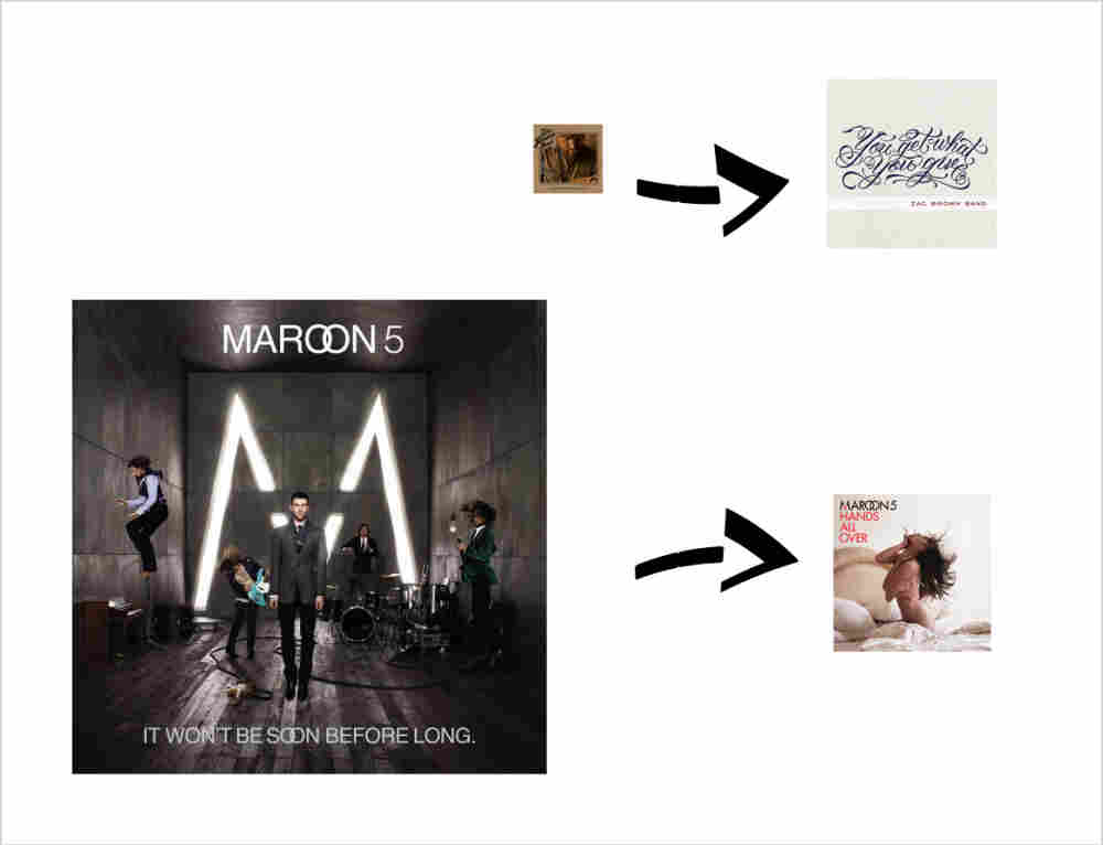 Zac Brown Band vs. Maroon 5