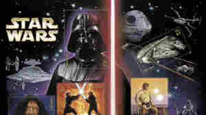 AP A USA Star Wars Stamps