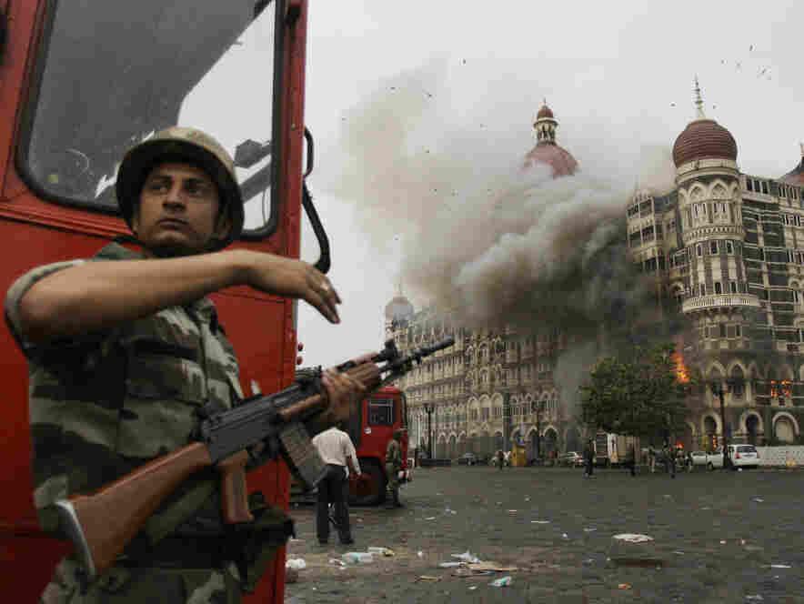 file photo of Mumbai attacks