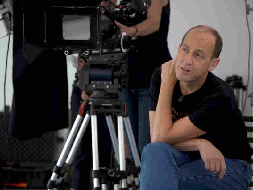 'Inside Job' director Charles Ferguson